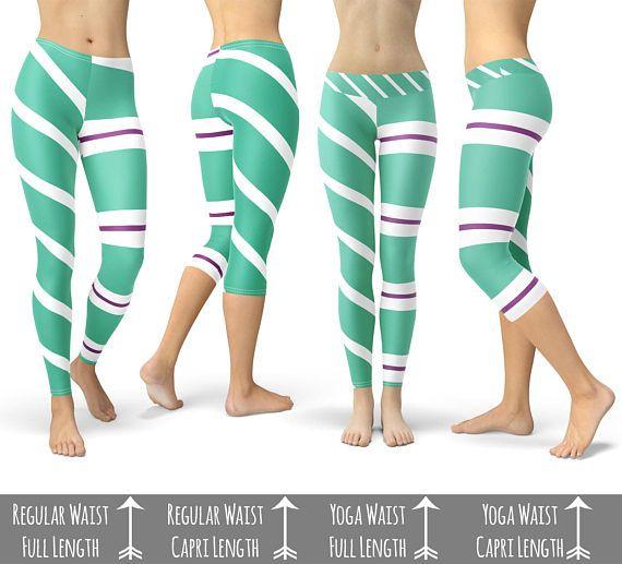 Vanellope von Schweetz Inspired Sport Capri Leggings