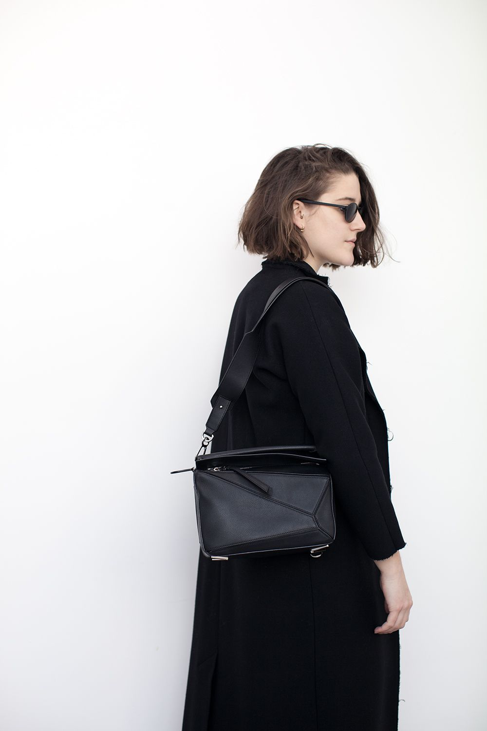 The Loewe Puzzle Charlie May Miss Fashion Pinterest Loewe Bag And Street Chic