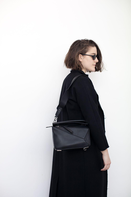loewe black bag
