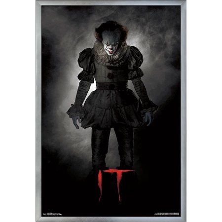Home Pennywise the clown, Pennywise poster, Pennywise