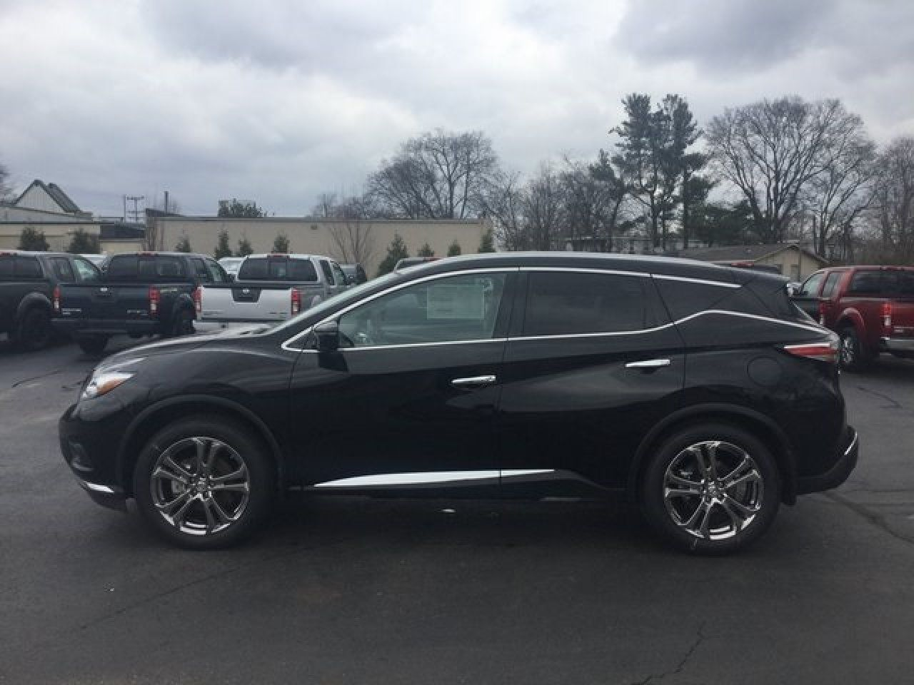Nissan Of Murfreesboro >> 2018 Nissan Murano Platinum 5n1az2mg0jn121396 Nissan Of