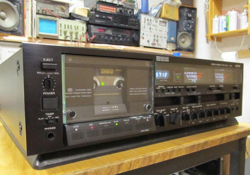 Alpine Al 90 Cassette Deck Hifi Stereo Cassette