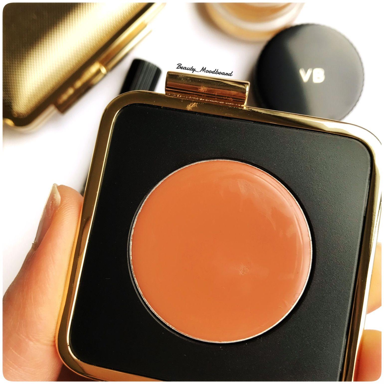 Victoria Beckham x Estée Lauder Cream Blush Miami Look