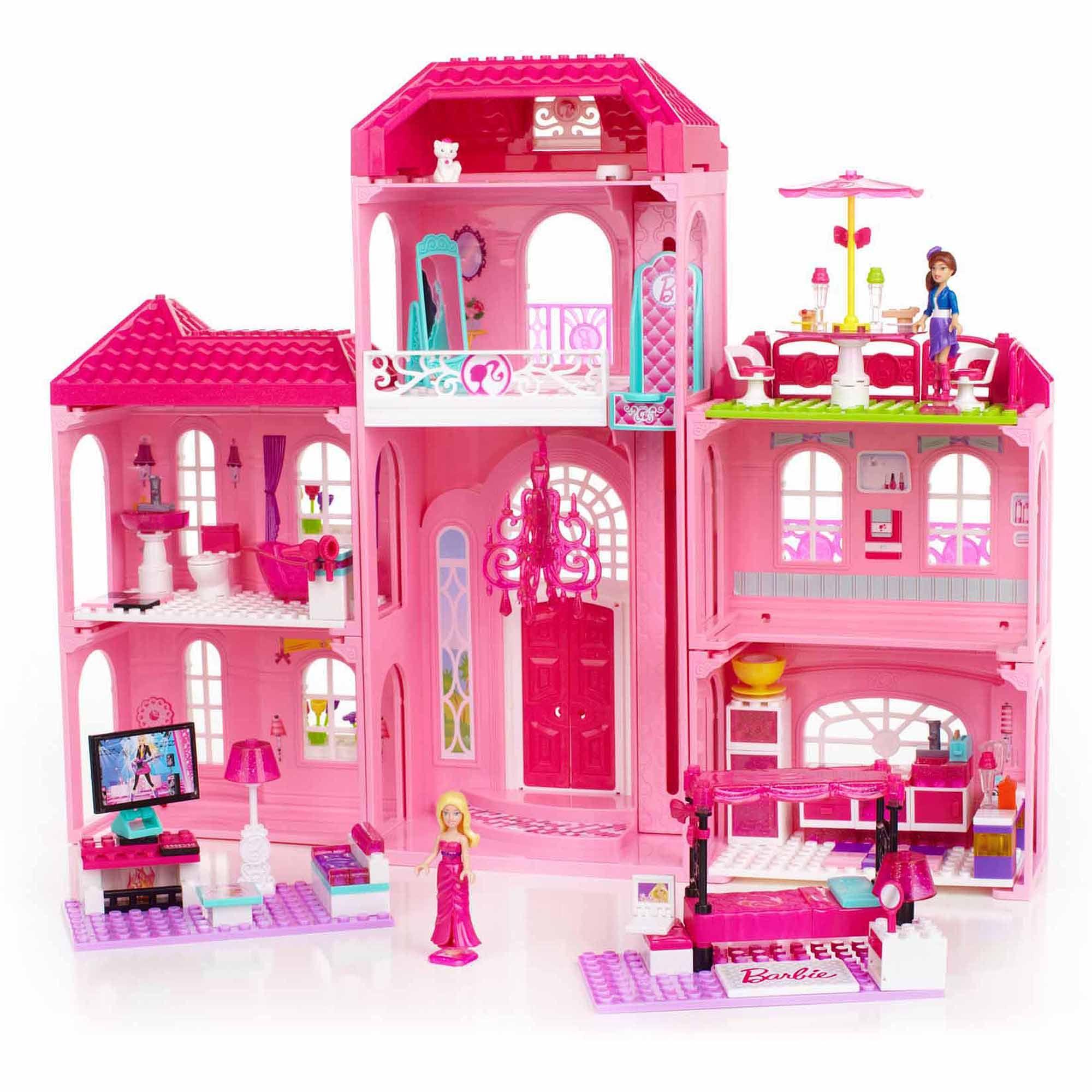 Weiße König Schlafzimmer Set Barbie Ess Set Barbie Glam