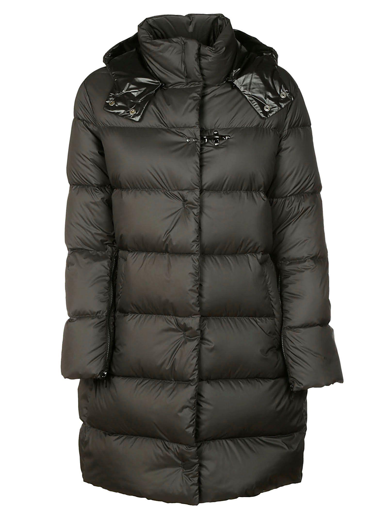 Fay Black Polyamide Outerwear Jacket Fay Cloth Outerwear Jackets Jackets Outerwear [ 2136 x 1600 Pixel ]