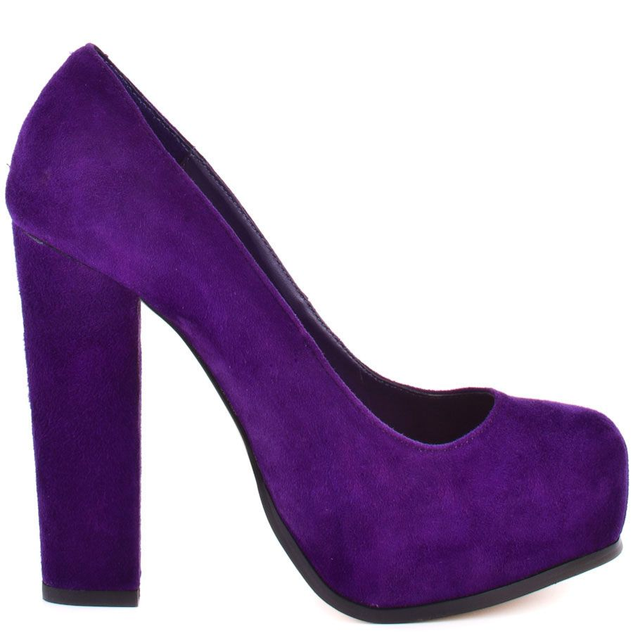 Sarrina - Purple Suede | Sexy, Woman shoes and Pump
