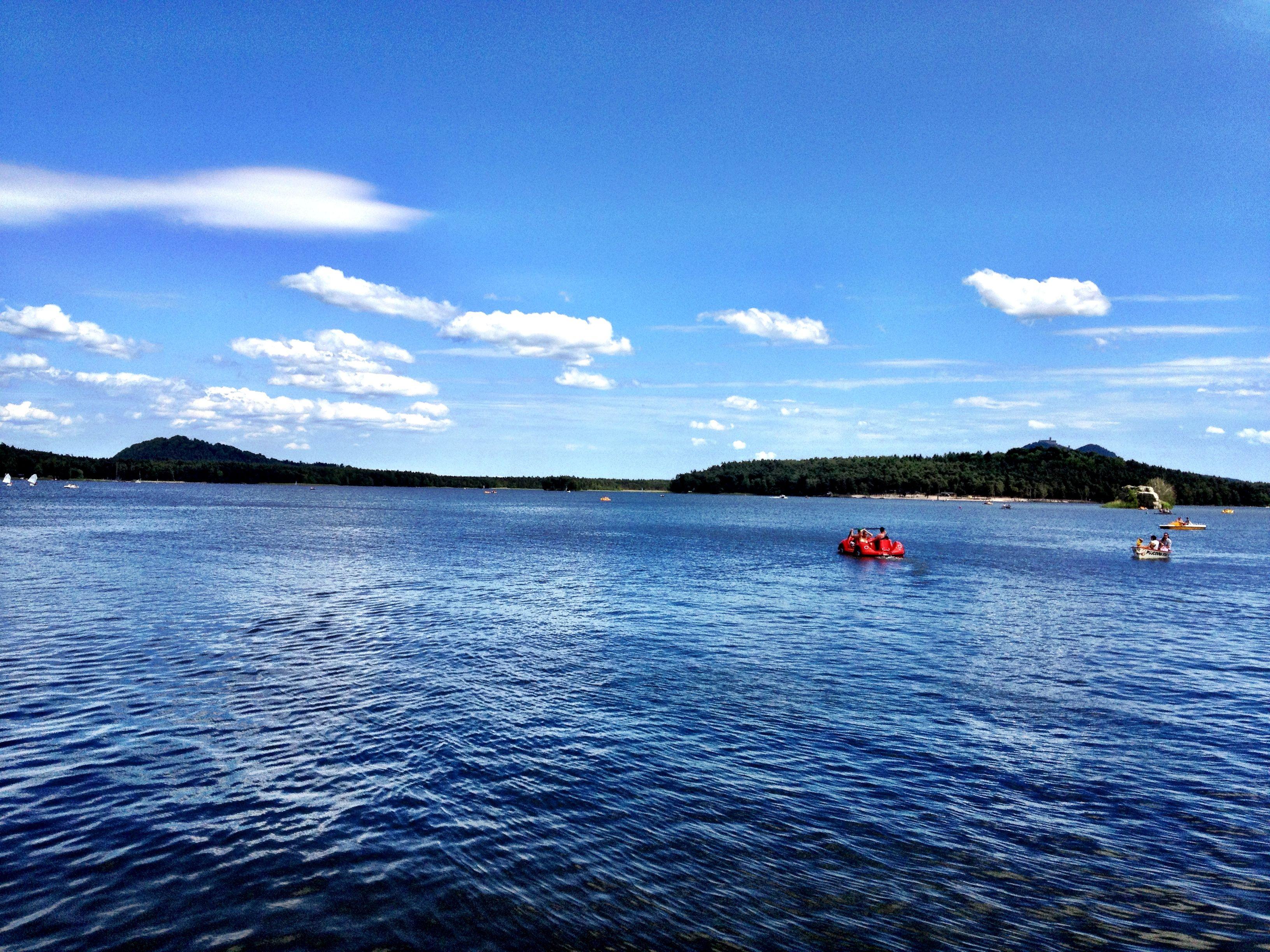Machovo jezero Czech Republic