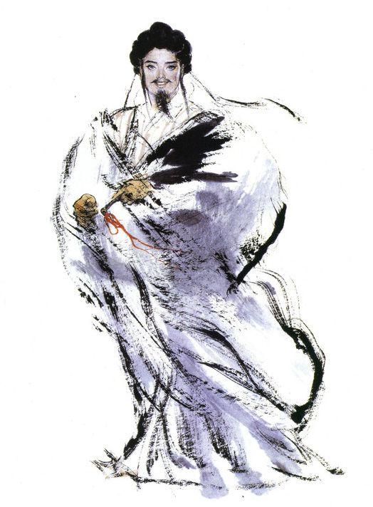 illustration   三國志 Three Kingdom   Chen Uen 鄭問   Illustration art, Graphic illustration, Chinese art