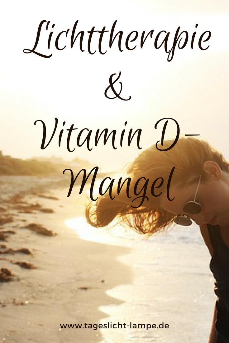 Vitamin d mangel lampe