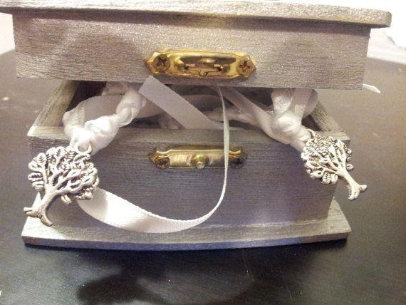 Silber Reinigung Baum des Lebens Hochzeit Hand von DivinityBraid