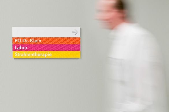 Offenbach hospital signage inspiration pinterest for Wmf offenbach