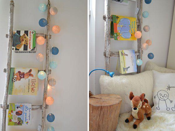 Hacks de ikea para un dormitorio infantil room and - Libreria infantil ikea ...