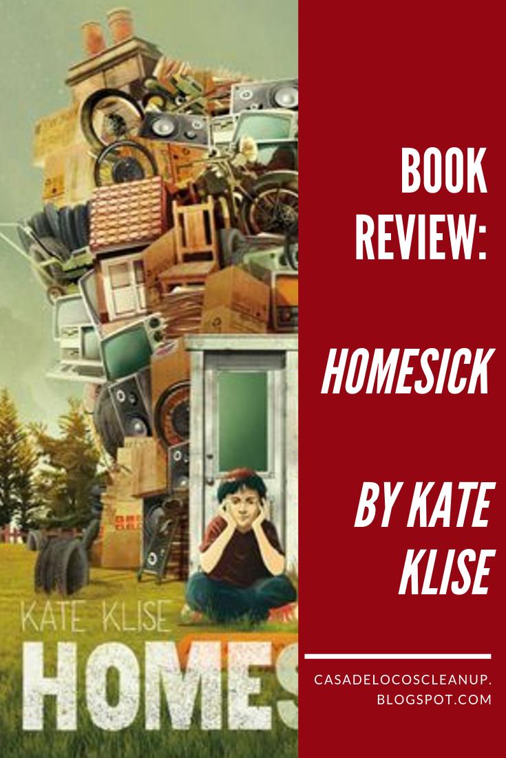 Klise Foto Png : klise, Homesick, Klise, Review,, Homesick,, Books