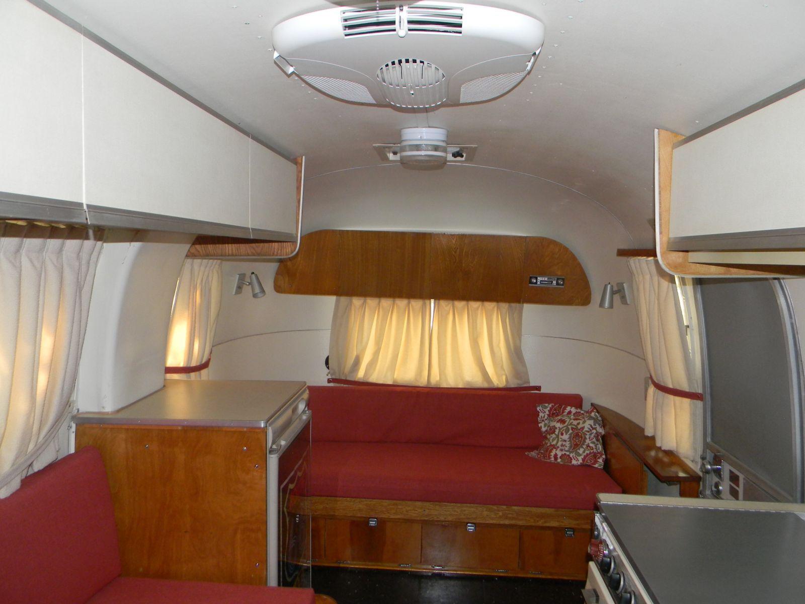 1966 Globetrotter Home decor, Home, Loft bed