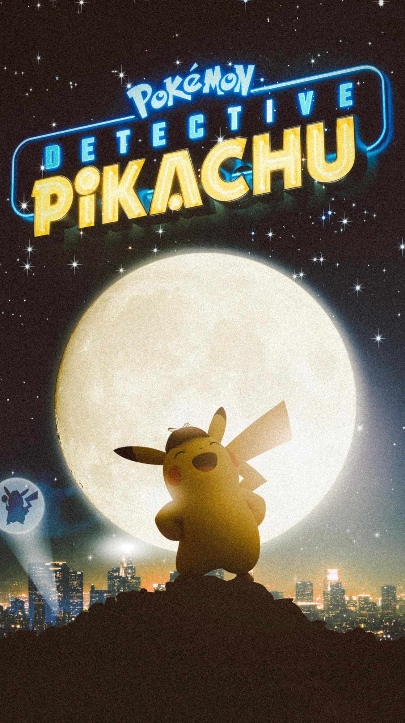 Pin De Luisina Ravarotto Em Dectetive Pikachu Presentes Pokemon Pokemon E Pikachu
