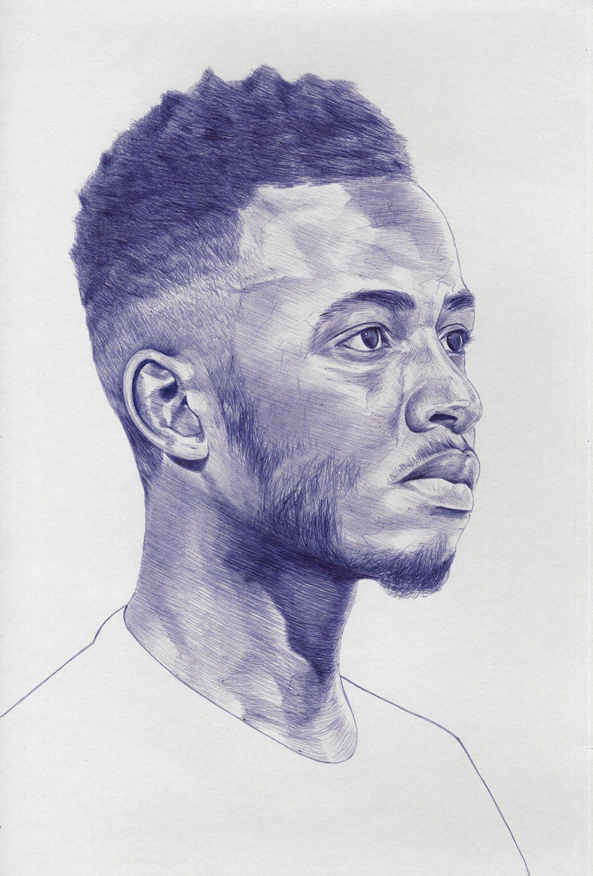 Artist spotlight mackenzie hyde portrait art portrait
