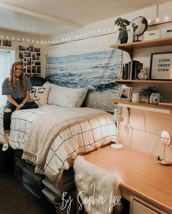 Photo of 24 Really Organized Dorm Rooms