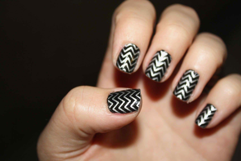 Awesome silver metallic nail polish you look summer nail designs for