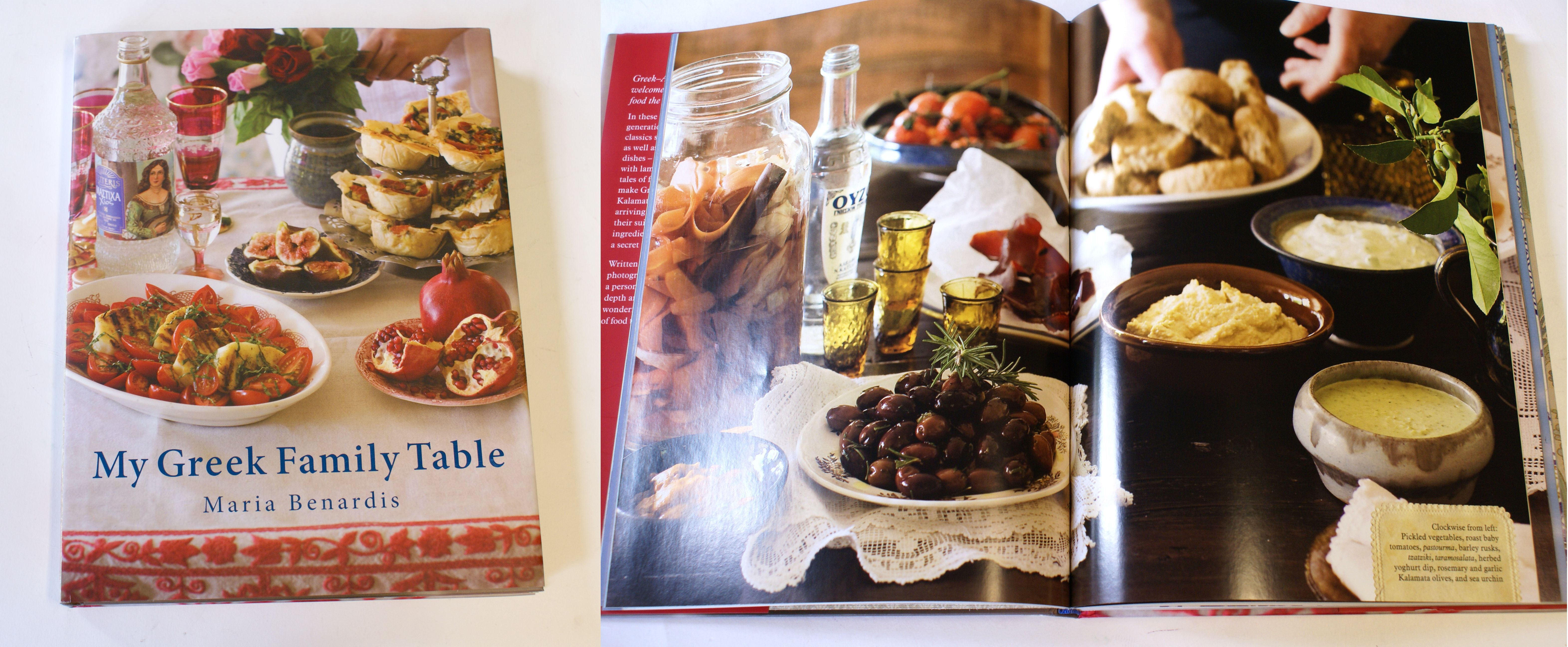 My greek family table is a wonderful cookery book that is packed my greek family table is a wonderful cookery book that is packed full of warmth and forumfinder Choice Image