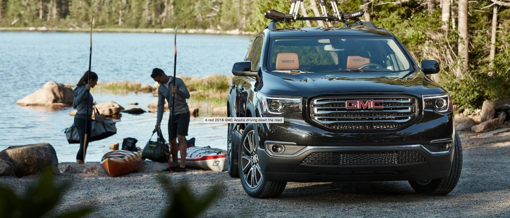 The 2018 Gmc Acadia Is The Ideal Suv For Your Daily Drive Now
