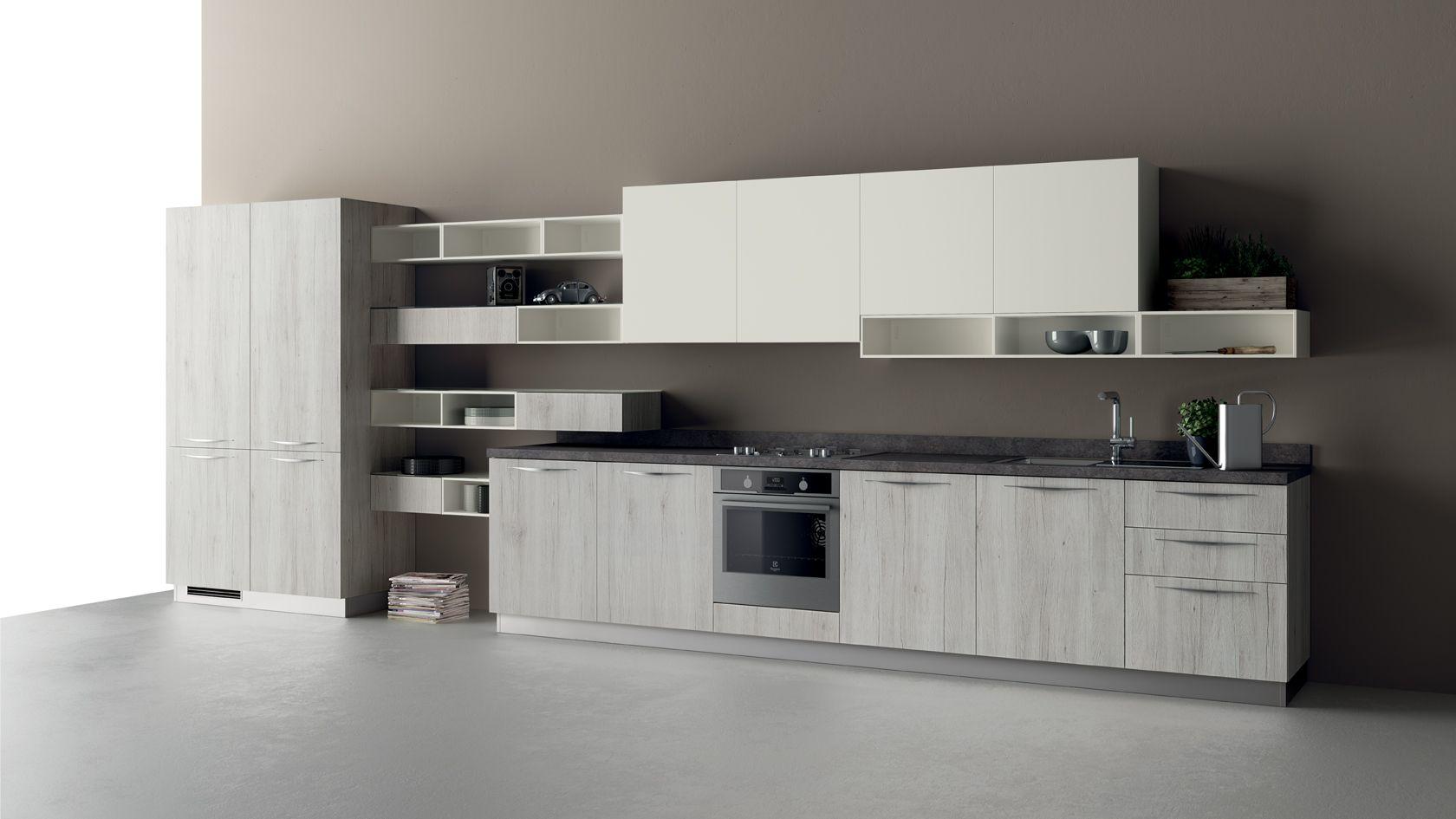 Camere Da Letto Matrimoniali Moderne Scavolini.Cucina Mood Sito Ufficiale Scavolini Italian Kitchen Cabinets