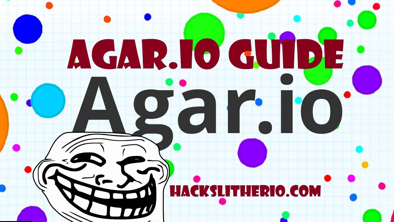 how does the guide on agar io help with your virus play