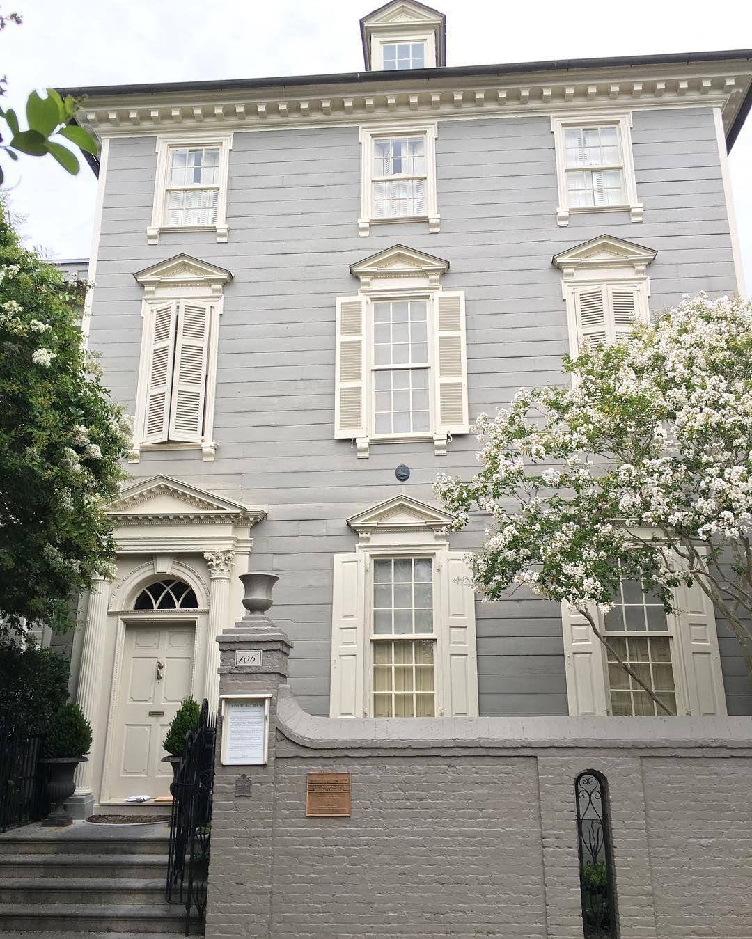 Carolina Home Exteriors: Instagram (@limestonebox)