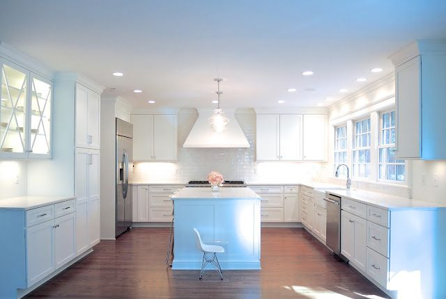 Best White Kitchen Shaker Cabinets Quartz Countertops Lg Minuet 400 x 300