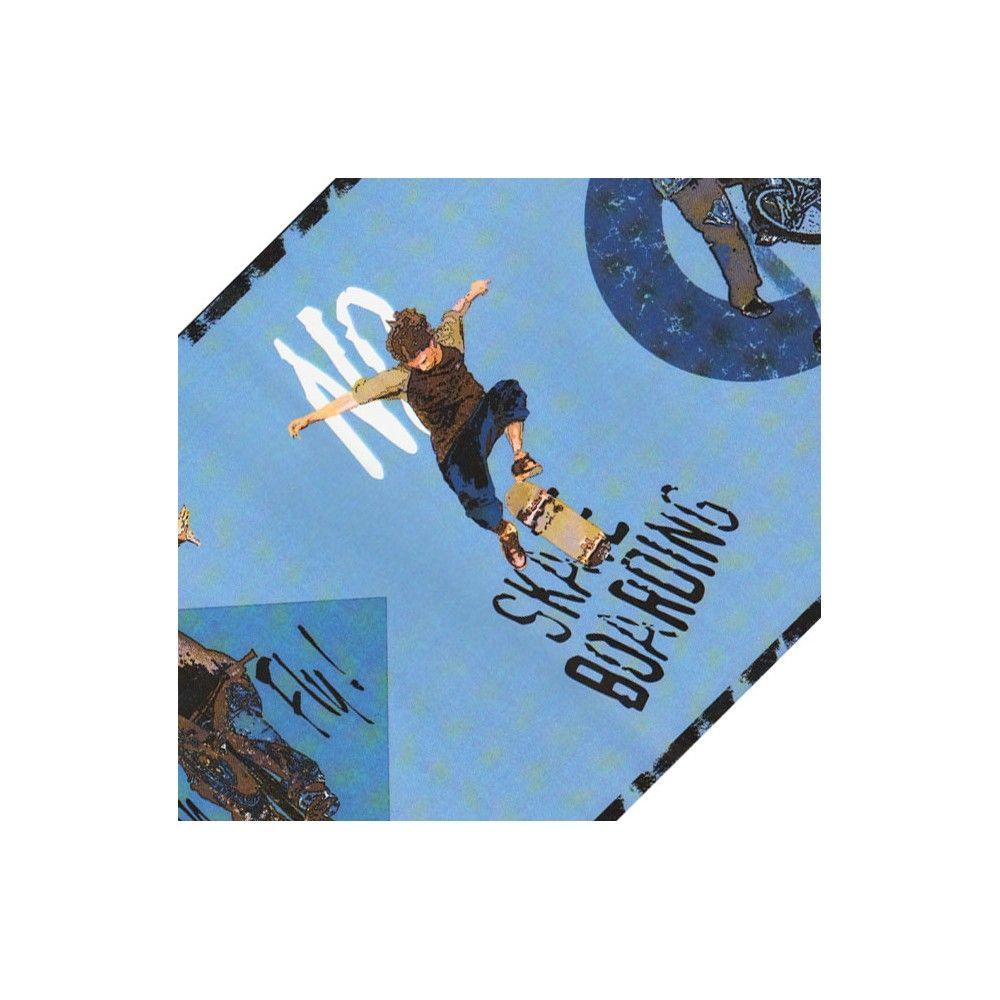 Sports Skating SK8TR Skate Boarding Wall Paper Border Roll - Sure Strip..
