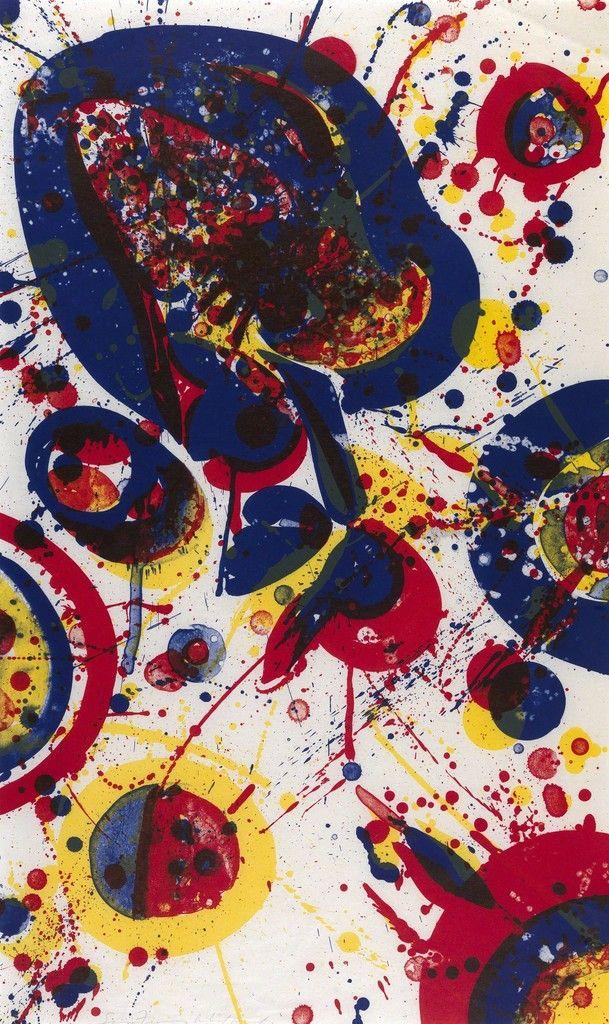 An Other Set - X | Sam Francis, An Other Set - X (1963)
