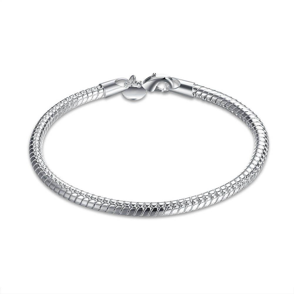 6ec074515cf5c HAKBAHO JEWELRY Sterling Silver Petite Sleek Bracelet | Products ...