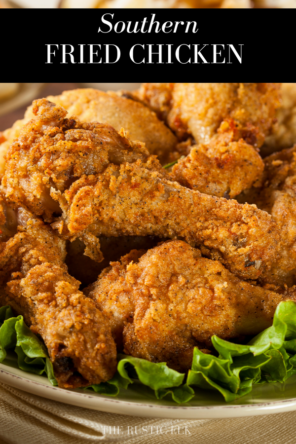 Crispy Southern Fried Chicken Recipe Quick And Easy Recipes