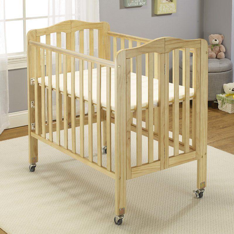 Big Oshi Angela Mini Portable Crib (With images ...