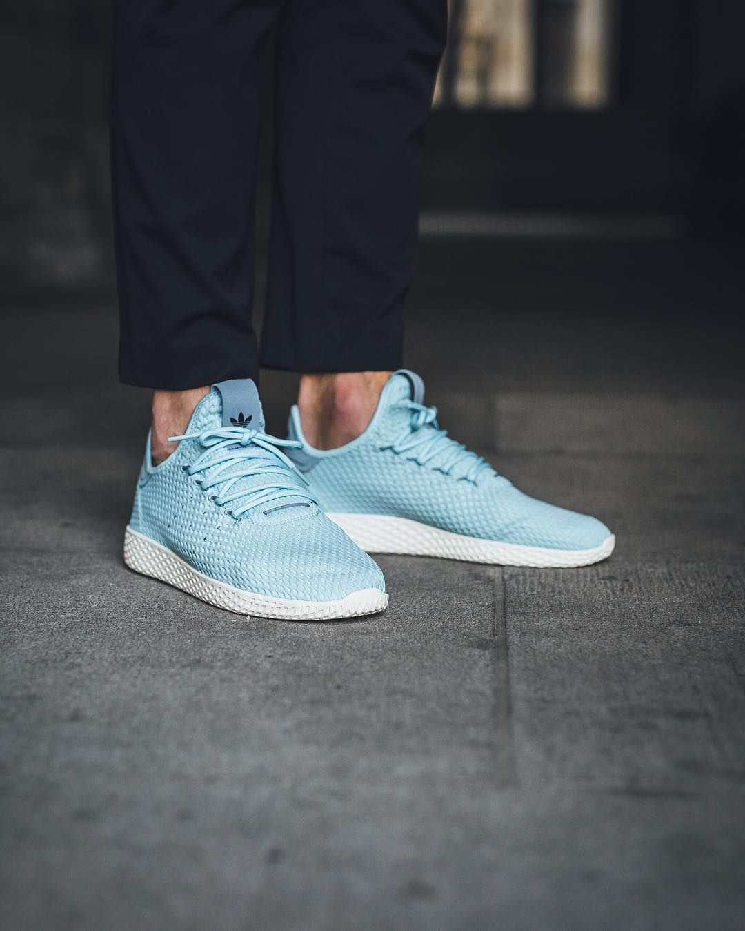 53a90793286 Pharrell Williams x adidas Tennis Hu