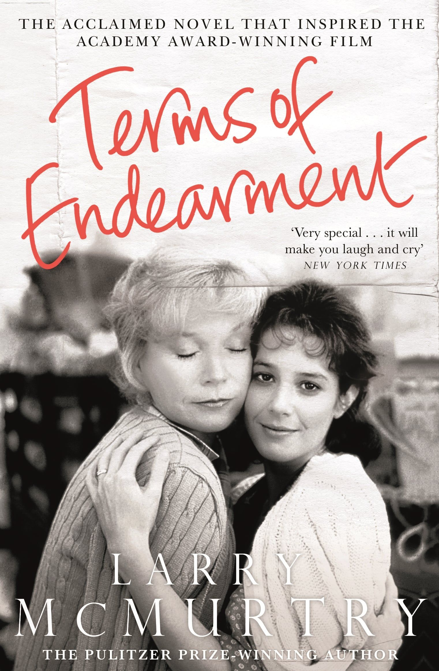 Different terms of endearment