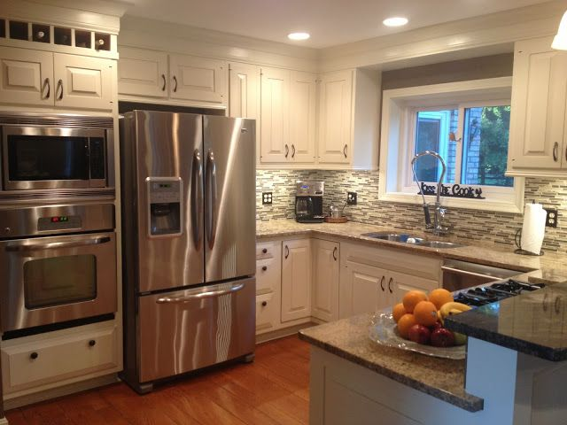 Four seasons style the new kitchen remodel on a budget for Stylish kitchens on a budget