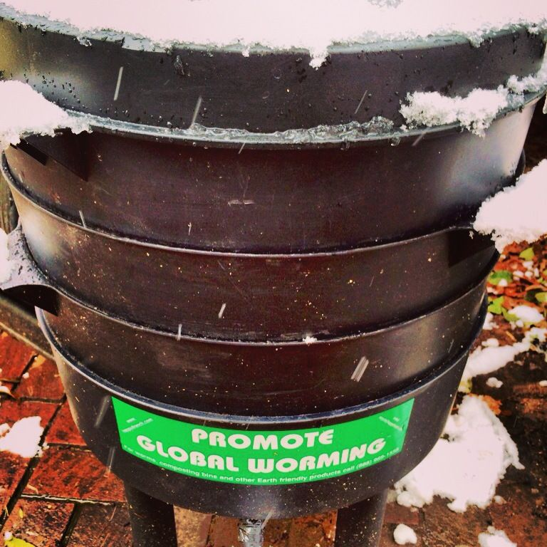 Worm Composting in the Winter. 6 Ways to keep your Worm