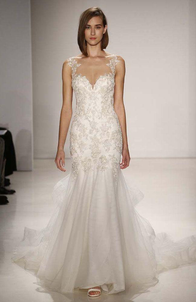 las nuevas tendencias en vestidos de novia 2015 | novias | pinterest