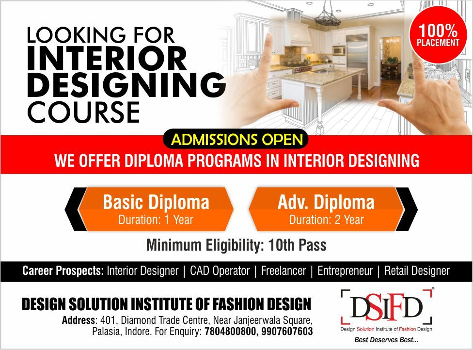 Design Solution Institute Of Fashion Designing In India Design Solutions Interior Design Courses Fashion Designing Colleges