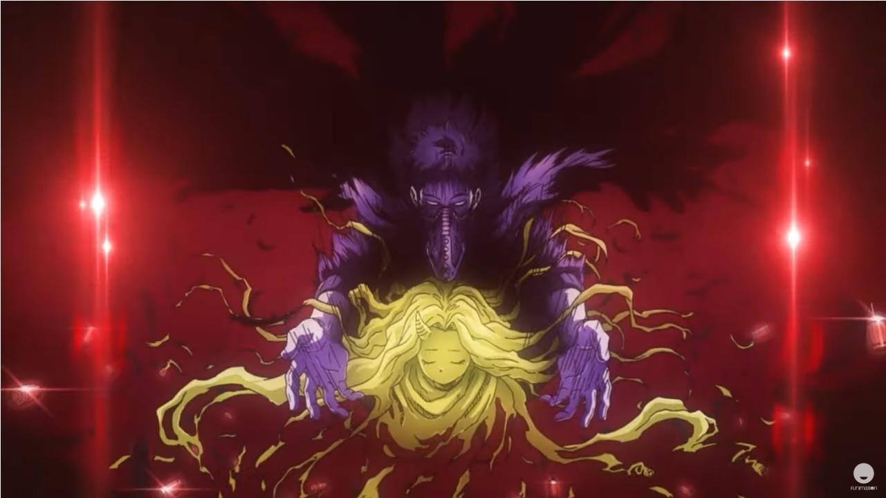 Overhaul And Eri My Hero Academia My Hero Academia Cool Anime Wallpapers Anime Wall Art