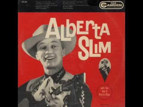 Alberta Slim - It All Seems To Happen To Me