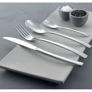 Amefa Cambridge Tea Spoon Comfortable And Easy To Wear Flatware, Knives & Cutlery Flatware & Silverware