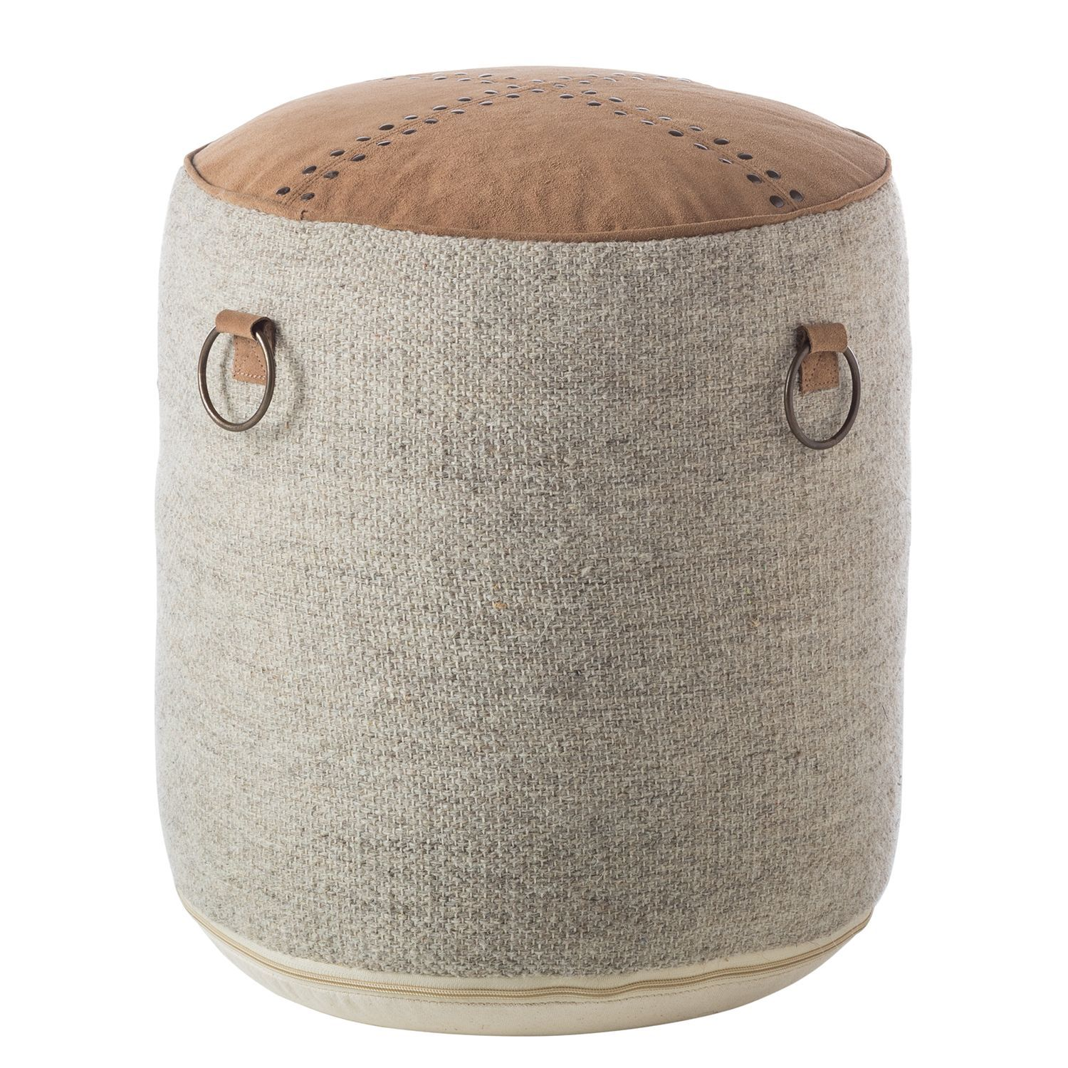 Sitzpouf Home24 Pouf Pawai Products Home Decor Home Und Ottoman