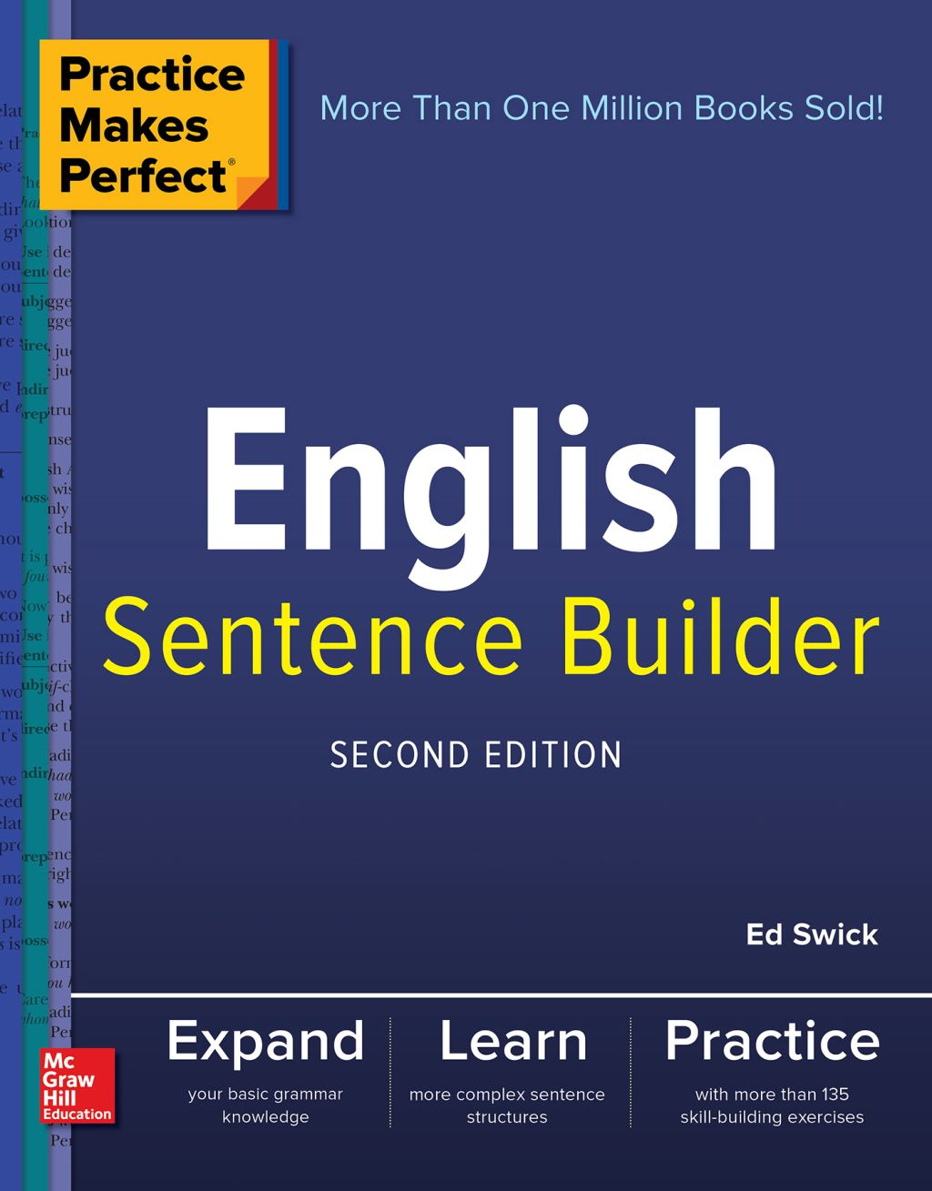 Practice Makes Perfect English Sentence Builder Second