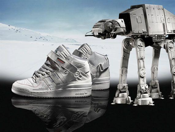 chaussure star wars adidas
