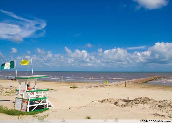 Best Texas Beaches Jamaica Beach Houston Travel To