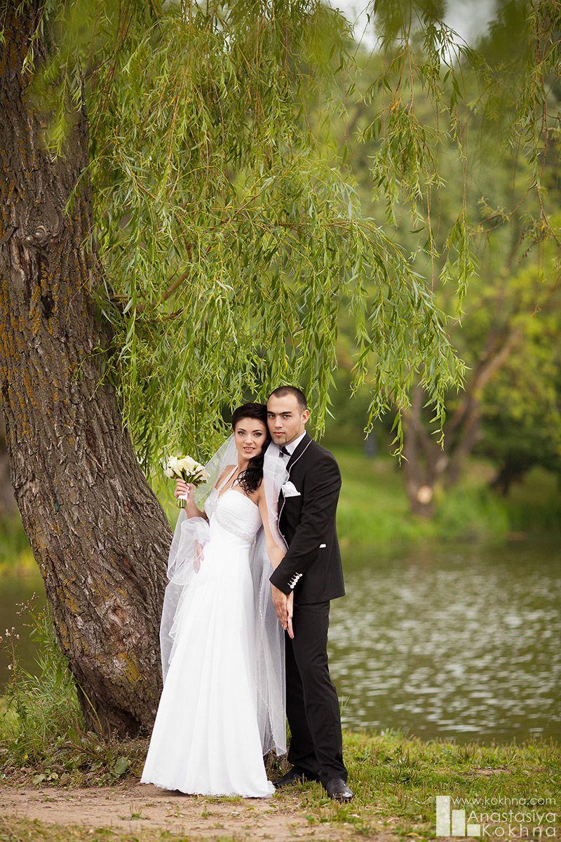 Места для фотосъемки свадьбы в минске