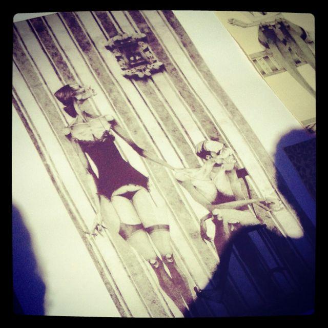 Caminando por Sevilla