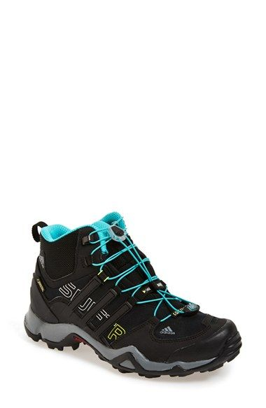 adidas 'Terrex Swift R Mid GTX' Gore Tex® Hiking Boot (Women