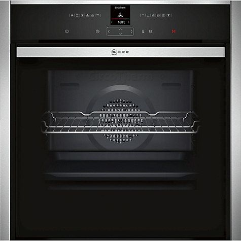 Neff B57CR22N0B Pyrolytic Slide and Hide Single Electric Oven ...